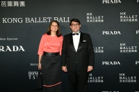 Frantz Hotton, Managing Director of Pernod Ricard Hong Kong & Macau and wife
