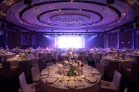 Hong Kong Ballet Ball Venue Décor