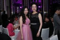 Chairman of The 2015 Hong Kong Ballet Ball Gala Committee Chairman Maya Lin & Lianne Wong Lam