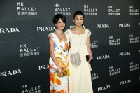 (From left) Monica Cheung Mak and Monica Chen