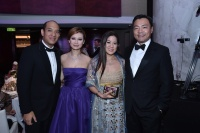 (From left) Terence Fung, Colleen Fung, Sabrina Fung Lam & Kevin Lam