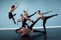 From left: Shunsuke Arimizu, Lin Li, Chun-long Leung, Ryo Kato, Luis Cabrera, Jonathan Spigner | Photographer: Tim Wong