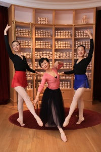 Hong Kong Ballet's Education and Community Outreach Team