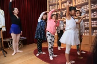 Cinderella Private Workshop 2017 sponsored by Repetto