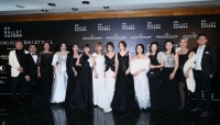 (From Left) The 2017 Hong Kong Ballet Ball Gala Committee: Mr Peter Cheung, Mr Stephen Yeung, Mrs Adrienne Hui, Ms Erica Tang, Mrs Jini Wu, Ms Victoria Law, Mrs Mira Yeh, Ms Daisy Ho, Mrs Janice Chan-Choy, Ms Wendy Law, Ms Maya Lin, Mrs Lillian Lee-Fong, Mrs Alicia Tan Ku and Mr Will Lam
