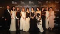 (From Left) Board of Governors of Hong Kong Ballet: Mr Arthur Minshiang Wang, Mrs Leigh Tung Chou, Ms Flora Zeta Cheong-Leen, Mrs Mira Yeh, Ms Daisy Ho, Mrs Janice Chan-Choy, Mrs Anne Wang Liu, Ms Daphne King Yao, Ms Linda Fung and Mrs Deirdre Fu Tcheng