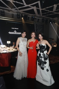Mrs Leigh Tung Chou, Mrs Jacqueline Sun and Mrs Anne Wang Liu