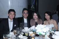 Mr Will Lam, Mr and Mrs Adrian and Jennifer Cheng and Ms Wendy Law