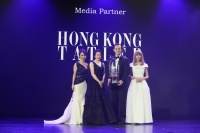 Ms Daisy Ho, Mrs Janice Chan-Choy, Chief Content Officer & Managing Director Mr Sean Fitzpatrick and Mrs Mira Yeh