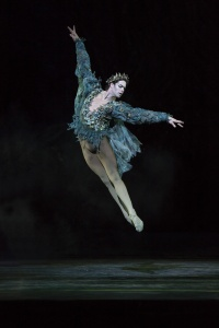 Photo 14: The Dream (2014) | Matthew Golding as Oberon | Photographer: Bill Cooper | Courtesy of Royal Opera House
