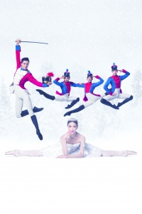 The Nutcracker Promotional Image | Hong Kong Dancers | Photographer: Ricky Lo